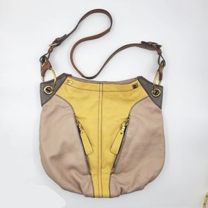OrYANY soft leather shoulder bag